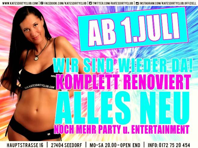 Tabledance Hannover Stripclub Bremen Swinger Party puff